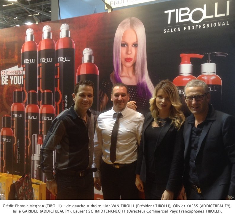 Addictbeauty Distributeur Exclusif Tibolli Ecommerce En France